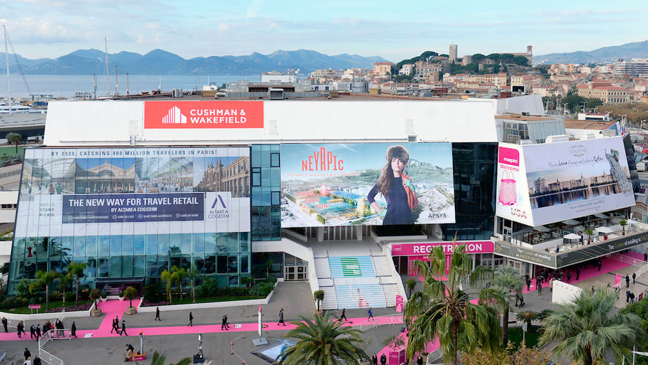 MAPIC and TRUSTECH on the agenda for your November in Cannes.